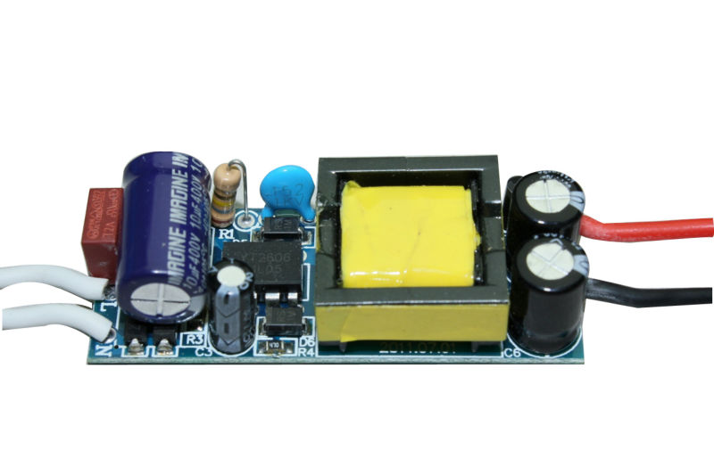 LED driver power supply with constant current 18W