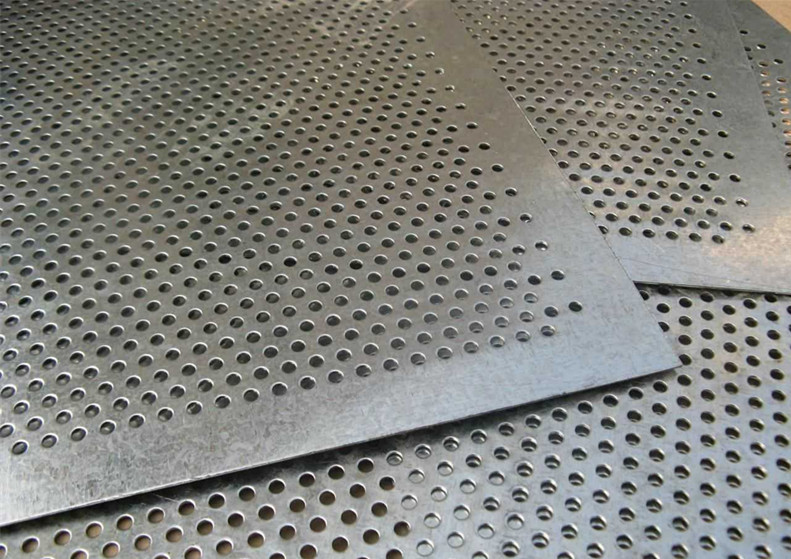 Punching Hole Sheet Punching Hole Panel Perforated Metal