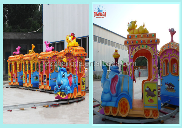 Convoy train amusement electric train, amusement park train for sale