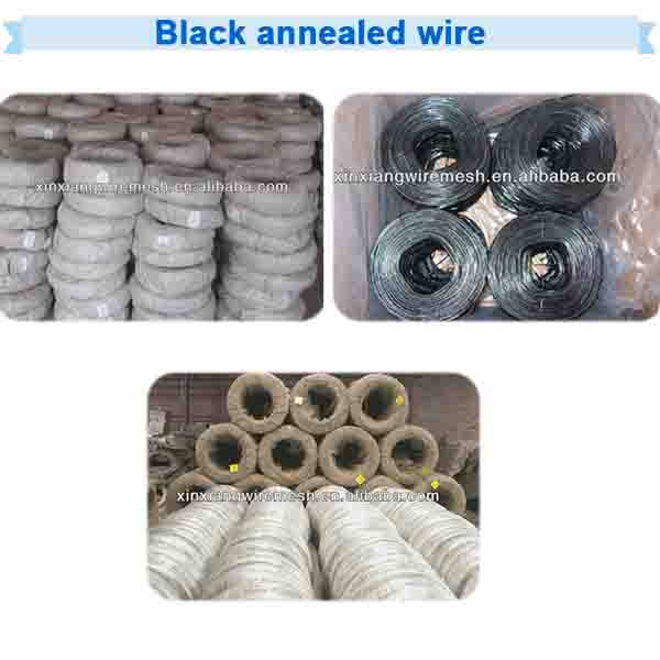2014 Hot Sale Stainless Black Annealed Binding Wire,18 Gauge Black Annealed Wire,Black Annealed Wire