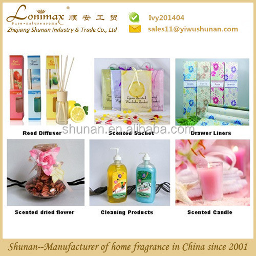 100ml multi-flavor reed diffuser