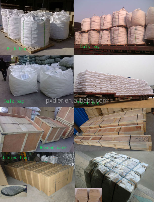 PVDF & Metal Structured Packing