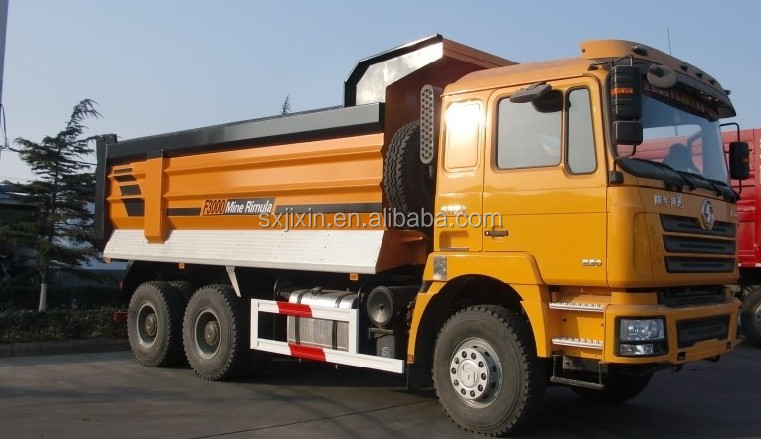 Shacman dump truck as good as euro truck