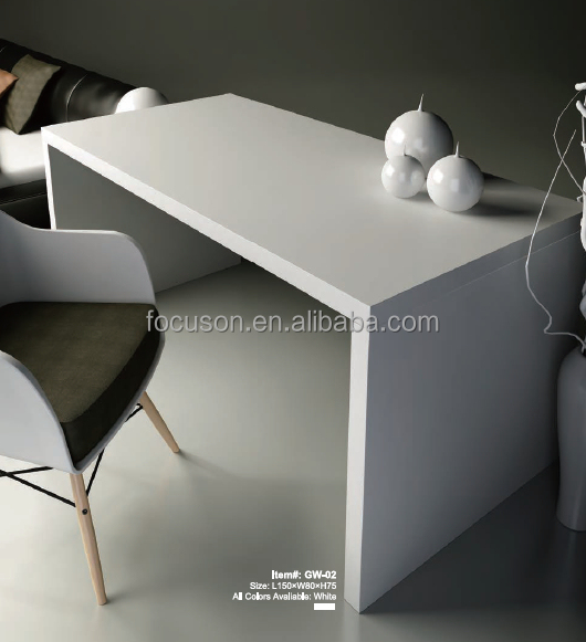 FKS-SC-GW02 Home office desk, study room table, 2014 new design modern home office table
