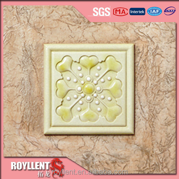 3d resin wall tile
