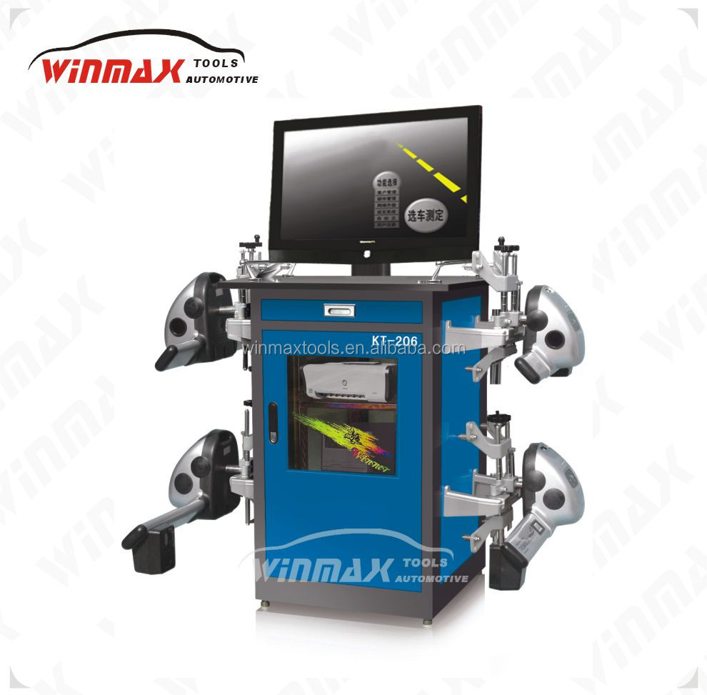 WINMAX Four Wheel Alignment Machine Price WT04861