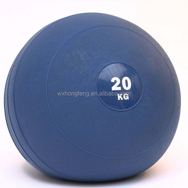 PVC Non-bouncing Crossfit Gym Slam Ball