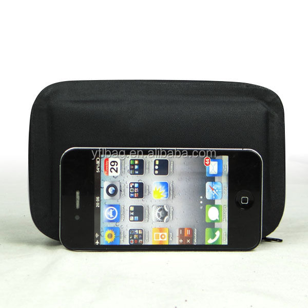 2017 new fashion waterproof mobile cell phone wallet bag