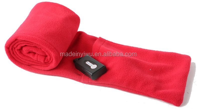 Microwave heating scarf LJ047