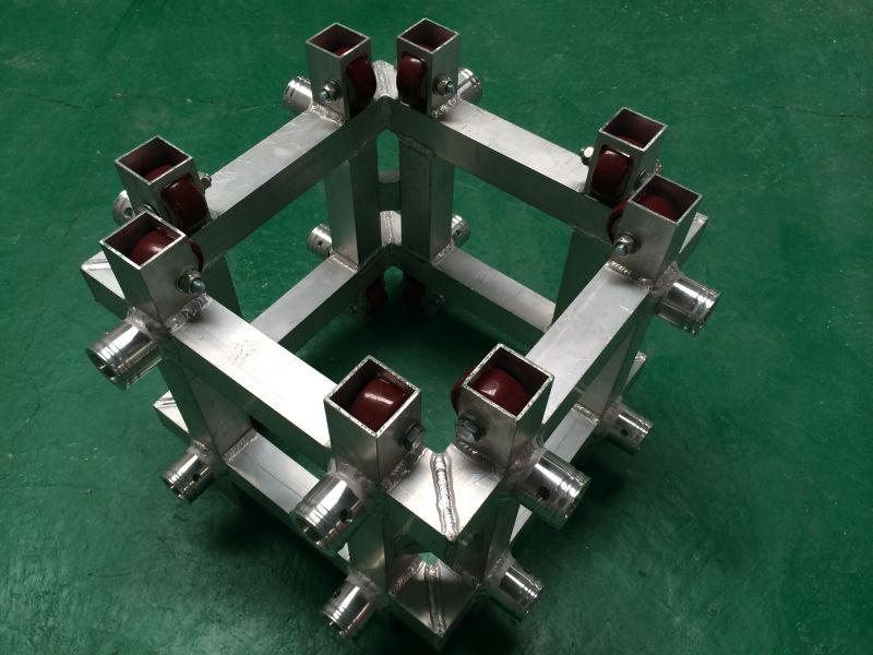 Aluminium truss clamp and hook buy pipe