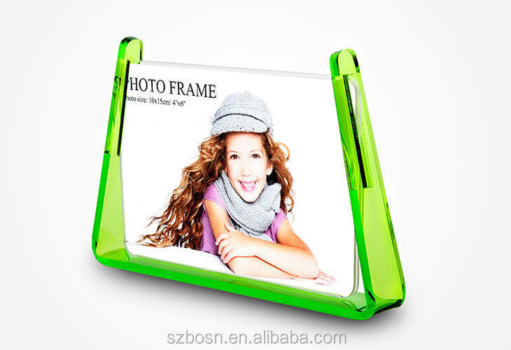 New Design Acrylic Picture Frame with good quality for sale