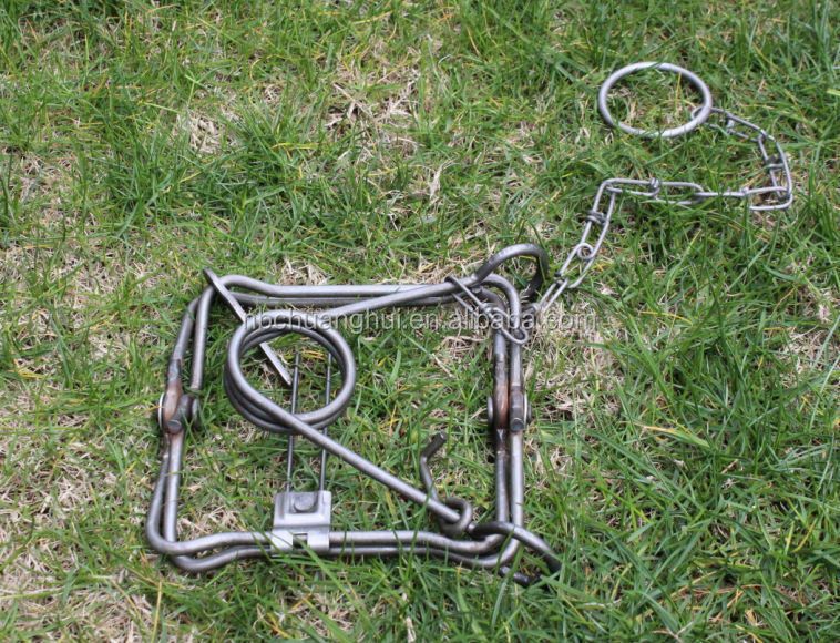 conibear leg trap different sizes On sale single spring different sizes