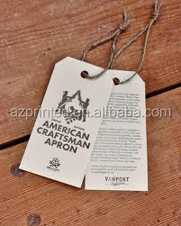 Natural Style Queen Paper Carboard Furniture Hang Tags,luxury Furniture  Price Tags With Hemp