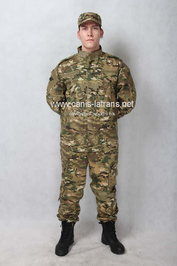 2015 army tactical gear shirt military T-shirt police BDU set uniforms clothes CL34-0055