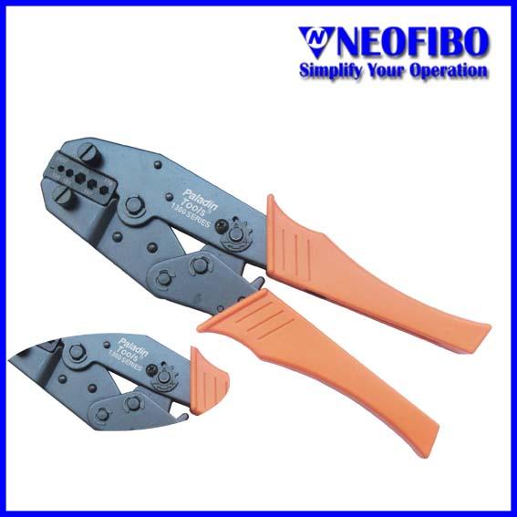 multi function crimping tools with ratchet for fiber optic pfoc 1362 view fiber optic crimp. Black Bedroom Furniture Sets. Home Design Ideas