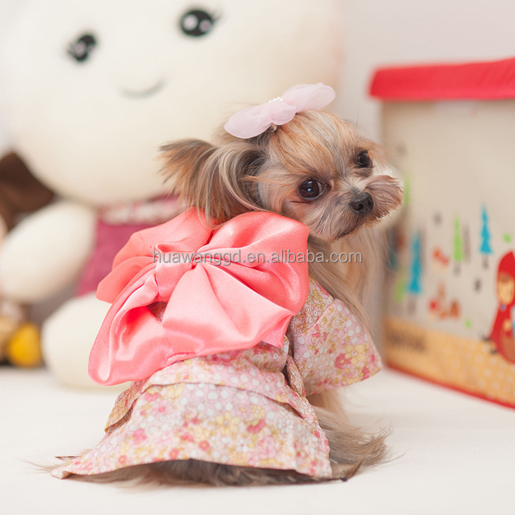 Hot sale Japan dog clothes dog wear, Japanese dog clothes, child outerwear for pet dog