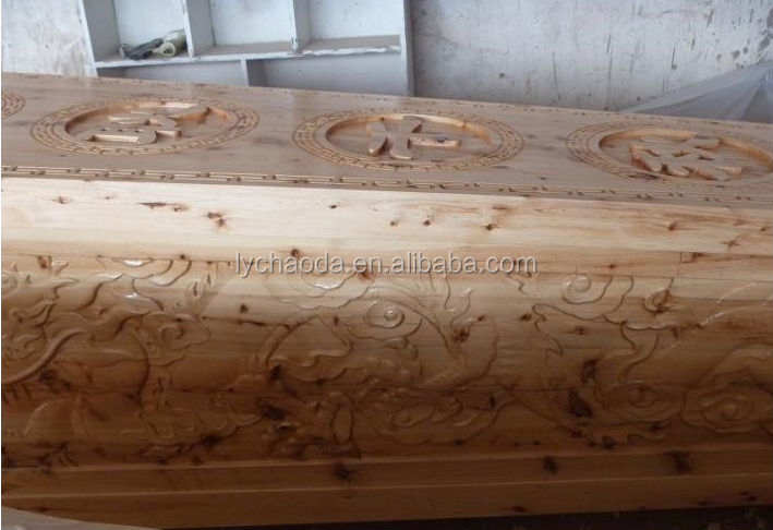 Relief carving machine wood coffin cnc router