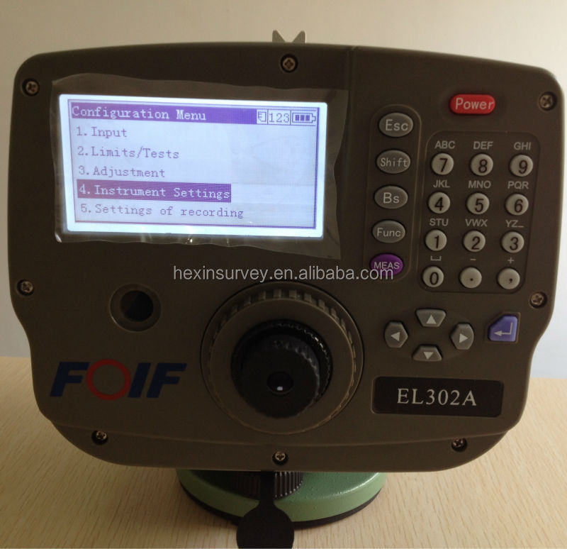 FOIF EL302A electronic digital level