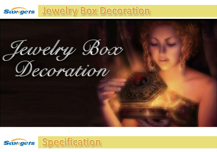 2014 New Products Wholesale Cardboard Jewelry Boxes