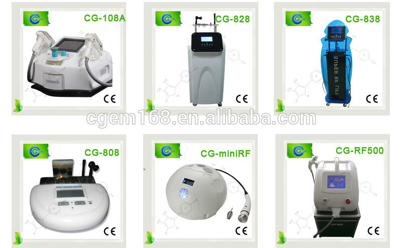 multifunction TlxeI skin rejuvenation machine with 400 degree thermal fractional system