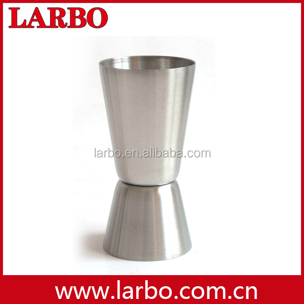 Larbo Bar stainlss steel double jigger 20/40ml