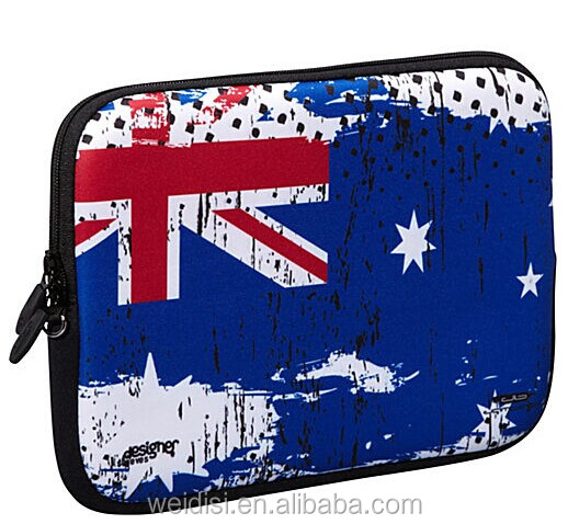 2014 New arrival Hot selling cheaper printed laptop sleeve