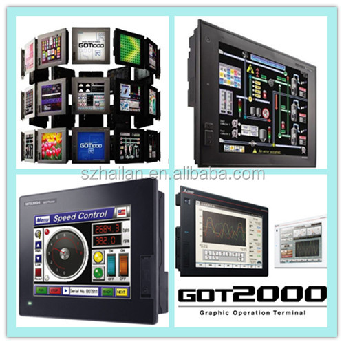 GT1675M-VTBA HMI operation panel LCD display touch screen