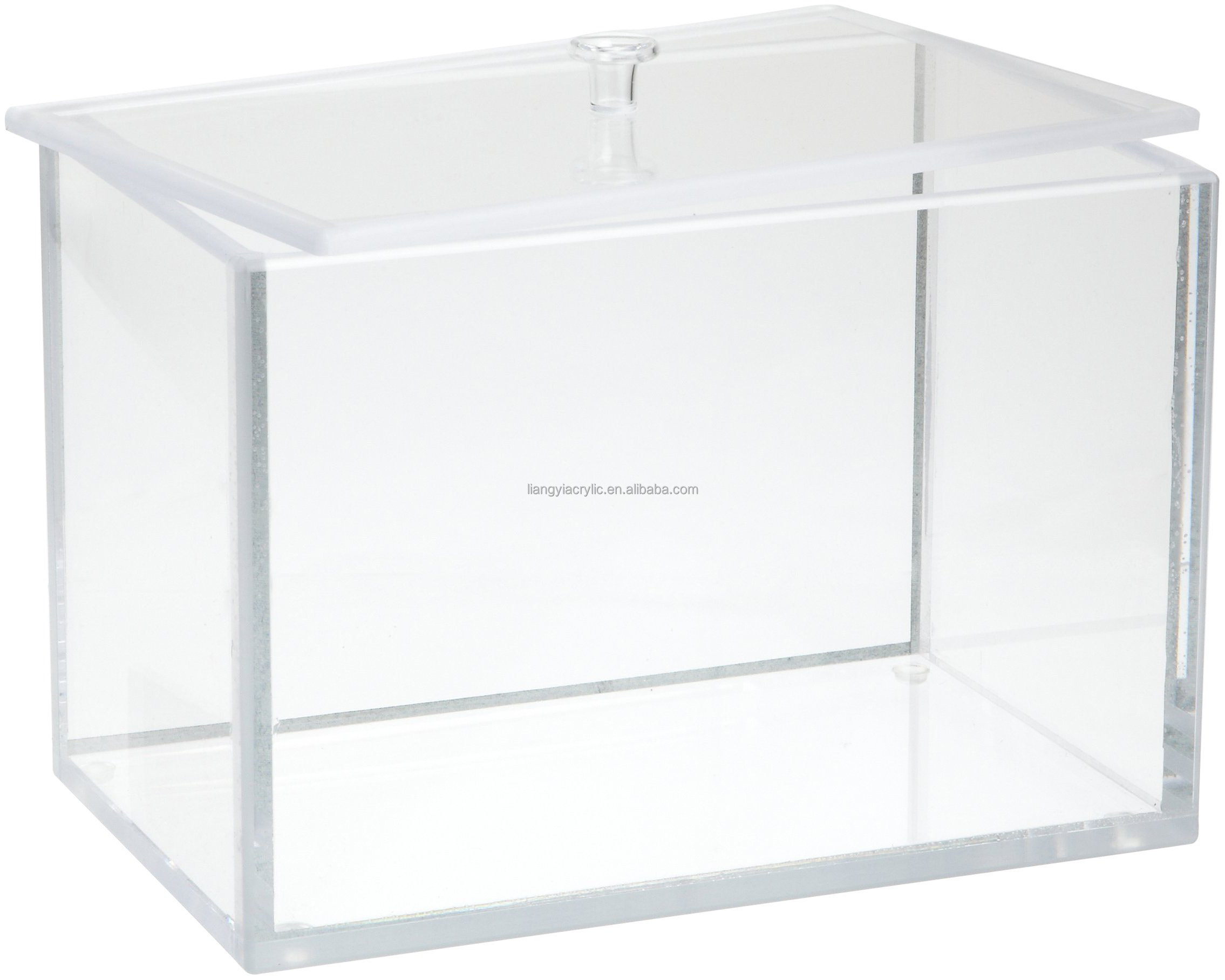Clear Acrylic Storage Box With Lid Factory - Buy Acrylic ...