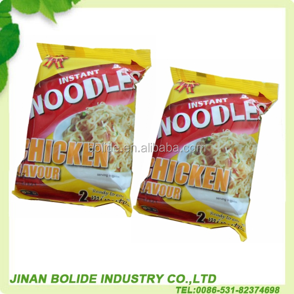curry flavour 85g single pack instant noodle in bag