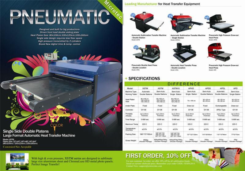 Microtec Large Press China Manufacturer Supplier Manual Cap Heat ...