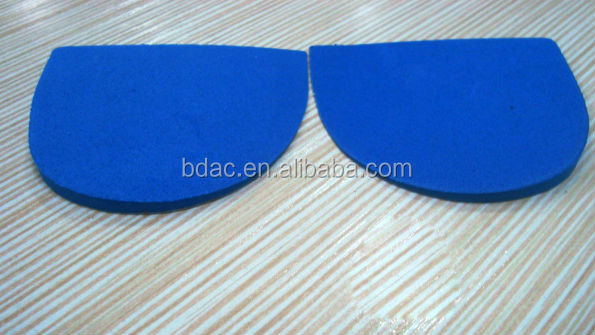 EVA Heel sole pad/High heels gel sole pads for shoes