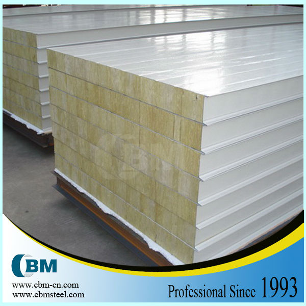 Low cost fireproof partition insulation rockwool board for Fireproof wall insulation
