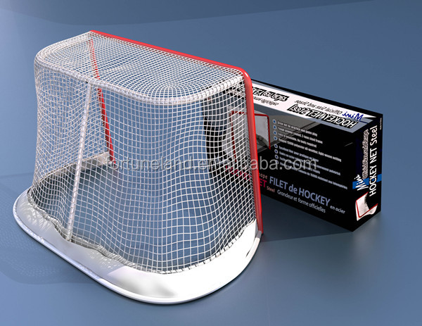 "31""x20""x16"" mini ice hockey goal"