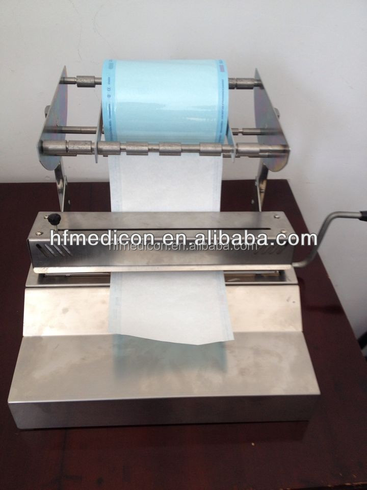Pouch Sealing machine dental supplies