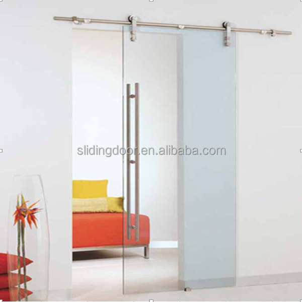 Authentic stainless steel 304 glass sliding door cheap for Cheap sliding glass doors