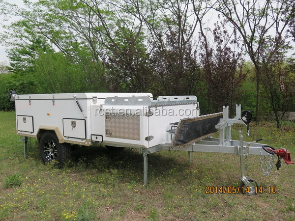 Off Road Forward Folding Camper Trailer RC-CPT-01LL