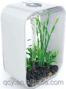 HIgh quality modern tabletop Acrylic fish aquarium