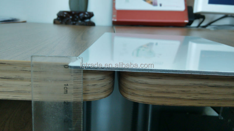 LQ 7mm thickness sample aluminum composite panel