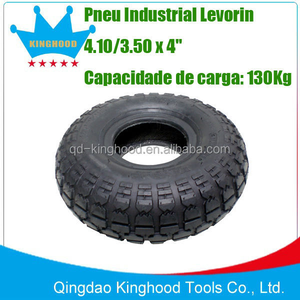 Rubber Wheel Pneumatic Wheels For Trolley Cart wheelbarrow