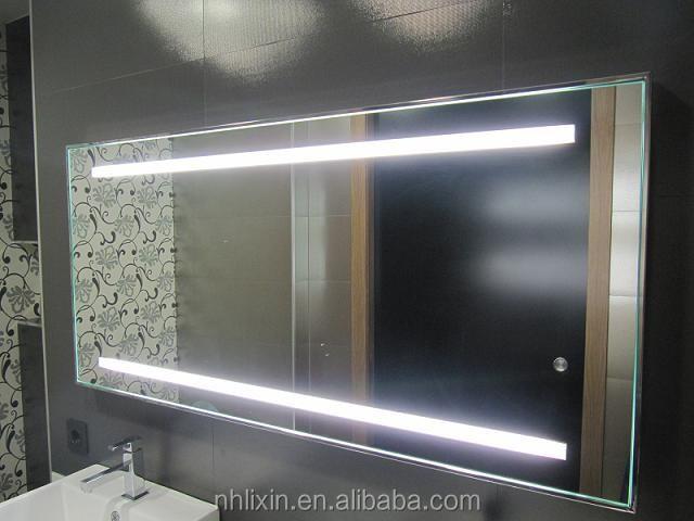 bathroom light wall cheap wall paint backlit mirror buy bathroom