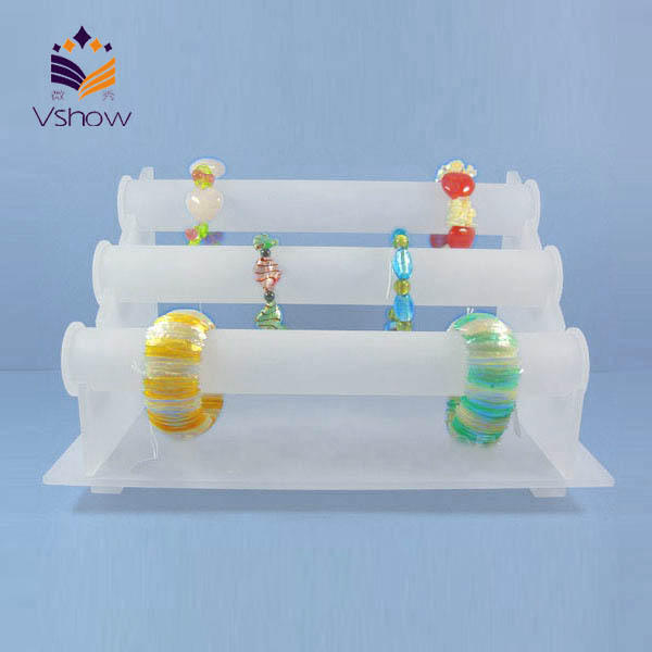 Gridwall Acrylic Tray And Fixture Jewellery Display Counter,