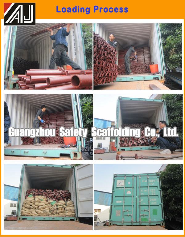 Quick Stage Scaffolding for Construction (Factory in Guangzhou)