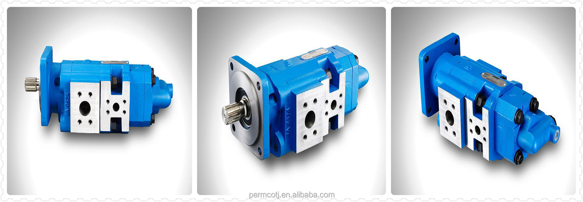 Original Pump for loader Liugong ZL40B hydraulic gear pumps