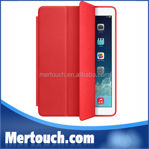 For Mini ipad Case For ipad mini Leather Case/for ipad cover skin stand case smart cover