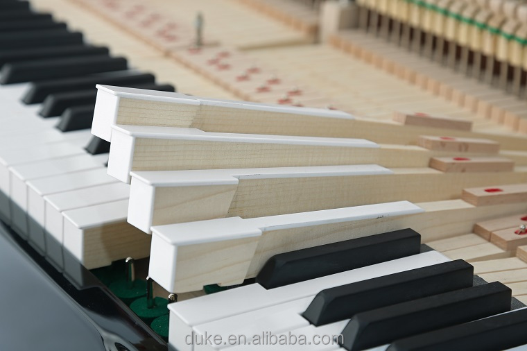 pure manual black grand piano 186M1(A-L) for concert playing