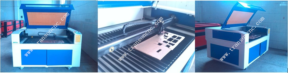 1490 Jinan acrylic / MDF / marble / wood laser engraving machine with CE