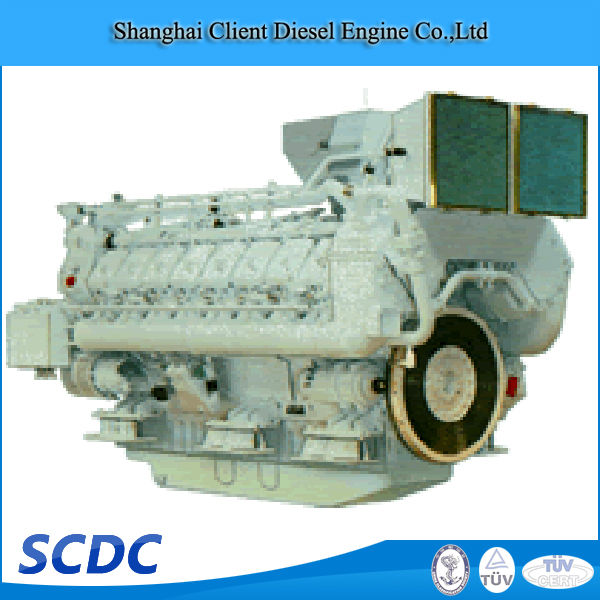 Top Quality Medium speed marine engine on sale