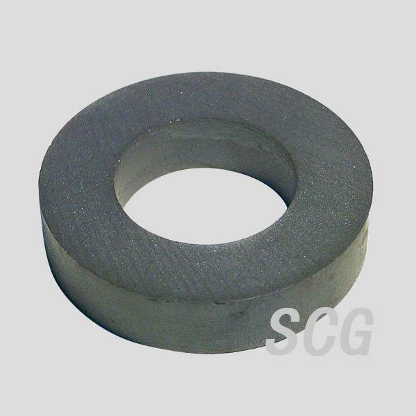 Anisotropic Ferrite Ring Large Speaker Magnet Buy Large