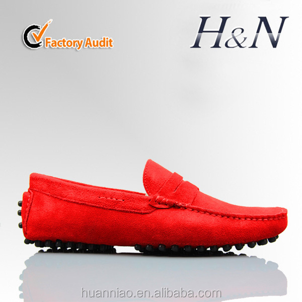 Custom leather slippers