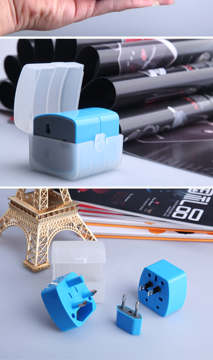 Amazing suprising birthday gift birthday gift for lover china gift items travel adapter for travelling over 150 cuntries